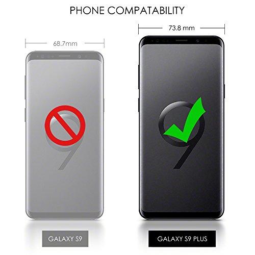 half off 48891 a3507 TERRAPIN Samsung S9 Plus Case Samsung Galaxy S9 Plus Leather Case ...