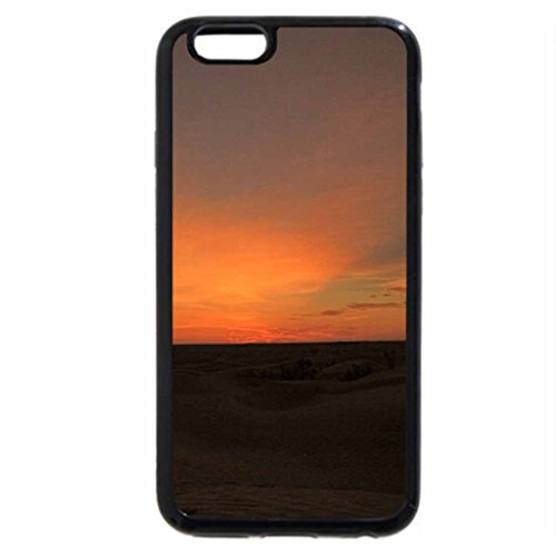 iPhone 6S / iPhone 6 Case (Black) Tunisia Coucher 1