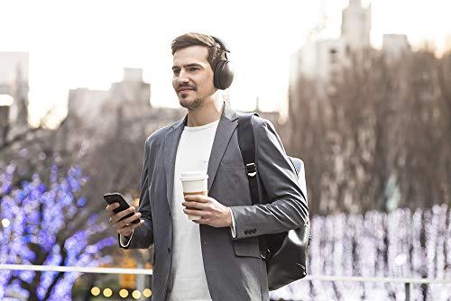 Panasonic RP-HD605NE-K Bluetooth Noise Cancelling Kopfhörer (bis 20 h Akkulaufzeit, Quick Charge, Sprachsteuerung, schwarz) - 13