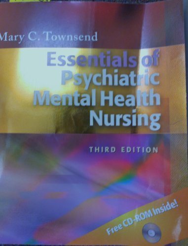 Townsend S Essentials Of Psychiatric Mental Health Nursing