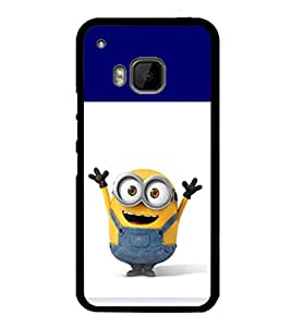 printtech Minions Back Case Cover for HTC One M9::HTC M9