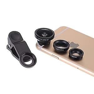 CLIP LENS/3 IN 1 PHOTO LENS/CAMERA LENS FOR Samsung Galaxy J3 Mobile Phone Lens