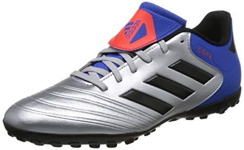 adidas Herren Copa Tango 18.4 Tf Fußballschuhe, Mehrfarbig (Plamet/Negbás/Fooblu 001), 46 EU