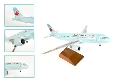 skymarks-supreme-skr8307-air-canada-a320-1-100-with-wood-stand-and-gear-by-skymarks