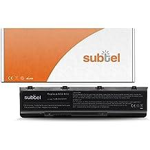 subtel® Batería premium (4400mAh) para Asus N45 / N55 / N75 / Pro4K / Pro5Q / P7D / X4K / X5Q / X7D A32-N55 bateria de repuesto, pila reemplazo, sustitución