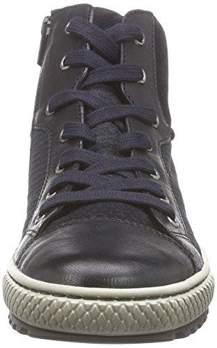 Gabor Gabor Jollys 33.753, Sneakers Hautes femme Bleu (ocean/dkl.blauMel 51)