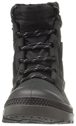 Palladium Pampa Hi Blitz Lp, Anfibi Donna Nero (black 008)