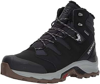 salomon men 39 s quest winter gtx low rise hiking boots. Black Bedroom Furniture Sets. Home Design Ideas