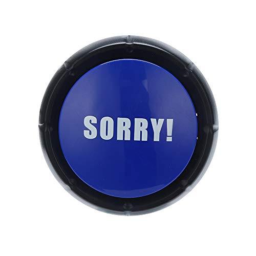 YIHANK juguete educativo, sí no lo sientas tal vez botón Gag sonido botón juguete broma evento fiesta herramienta