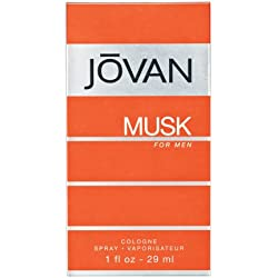 Jovan Musk for Men Cologne Spray by Jovan 1 Fluid Ounce
