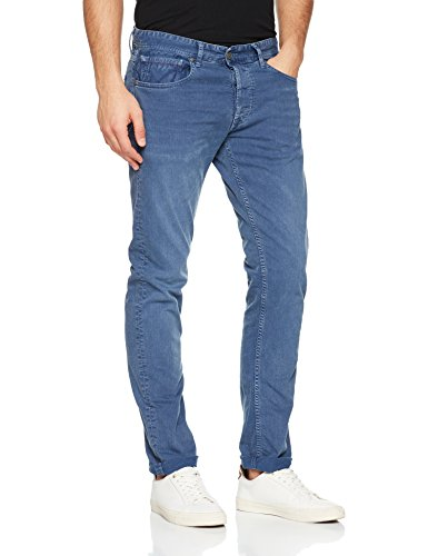 Replay Herren Slim Jeans Grover Blau (Stone Blue 220)