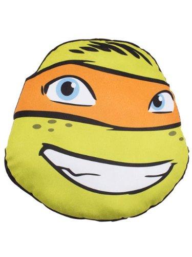 Character World Teenage Mutant Ninja Turtles Michelangelo geformte Kissen