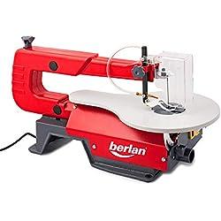 Berlan BDKS120-45° Scie à chantourner 120 W 406/50 mm