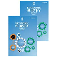 Economic Survey 2018-19 (Volume 1 and Volume 2)