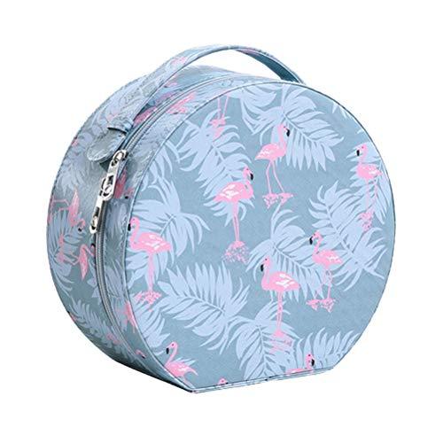 Frcolor Maquillage multifonctionnel support de stockage organisateur sac Voyage sac cosmétique pour les femmes (taille s)