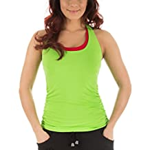 Winshape WVR20 - Camiseta de baile o entrenamiento para mujer verde verde Talla:medium