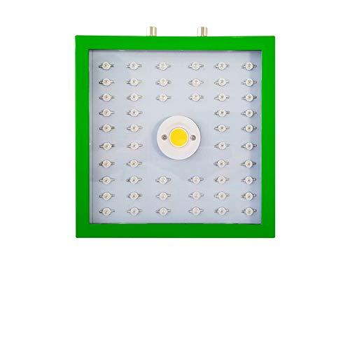 LED Pflanzenlampe1100W mit Veg/Bloom Dimmen, Vollspektrum LED Grow Light Pflanzenlicht mit Daisy-Chain Funktion Wachstumslampe Pflanzenleuchte für Gemüse,Blumen und Gewächshaus Pflanze -