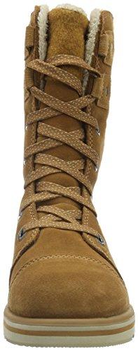 Sorel Rylee Lace, Stivali Mocassini Donna Marrone (Elk 286Elk 286)
