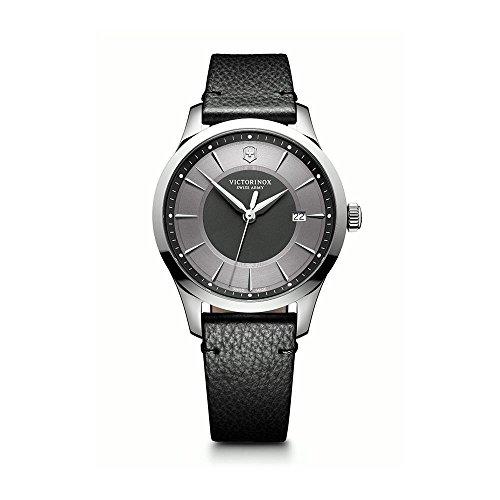 Victorinox Reloj Analógico para Hombre de Cuarzo con Correa en Cuero 241804