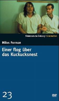 Einer flog über das Kuckucksnest, 1 DVD, dtsch. u. engl. Version