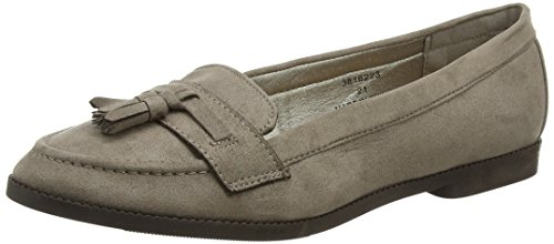 New Look Wide Foot Koafer 2, Ballerine Donna Marrone (brown/21)