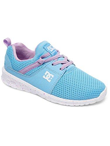 Kinder Sneaker DC Heathrow SE Sneakers Girls Blue/White 59HVA6ImYU