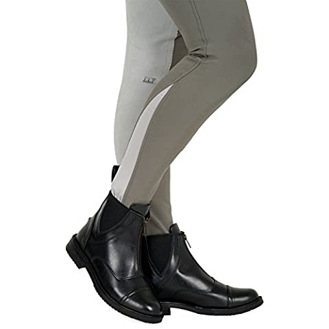 Equestrian Horse Riding Equi Leather Front Zip Jodhpur Rider Boots in All Colours and Sizes