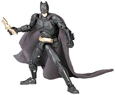 Kostüm Begins Batman - Microman BATMAN BEGINS: BATMAN (japan import)