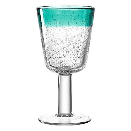 Leonardo Burano Weißweinglas, 6er Set, Weißwein Glas, Rotweinglas, Weinglas, Weinkelch, Rotwein,...