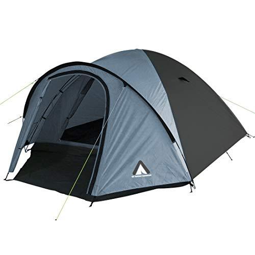 10T Zelt Scone Arona 4 Mann Kuppelzelt wasserdichtes Campingzelt 5000mm Igluzelt mit Vorraum