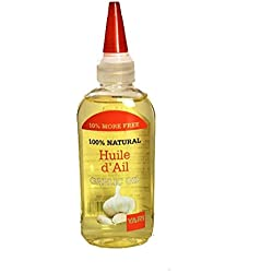 Yari Huile d'Ail 100% naturelle ( Garlic Oil ) 110 ml