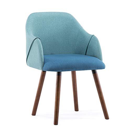 Table et chaises de balcon européen chaise de salon minimaliste moderne chaise de café (Couleur : H)