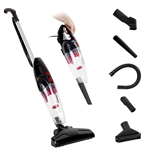 duronic-vc8-bk-class-a-hepa-filter-bagless-upright-handheld-stick-vac-vacuum-cleaner-free-2-in-1-cre
