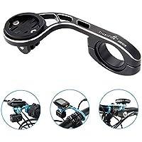 TrustFire Lisibilité Support de Vélo pour Garmin Edge Compteur de Vélo, Cyclisme, Support pour GPS Compatible avec 31,8mm 25,4mm Guidon de Vélo