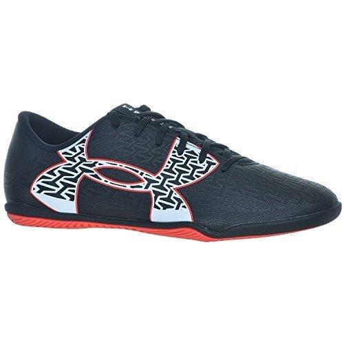 e 2.0 Id - black, Größe #:11.5 (Under Armour Fußball Indoor Schuhe)