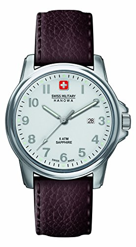 Swiss Military Hanowa Herren-Armbanduhr Analog Quarz 06-4231.04.001