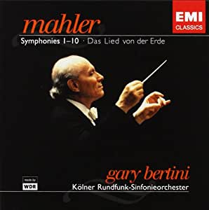 Sinfonien 1-10/Lied V.d.Erde