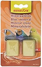 Benelux Mineral Block for Finches and Canaries