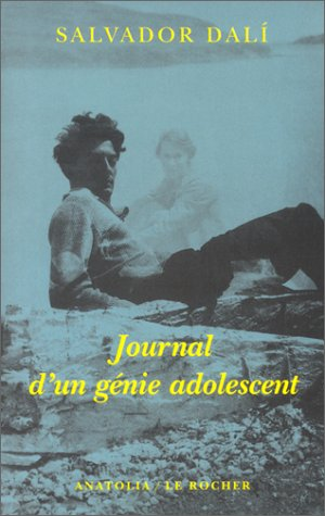 Journal d'un génie adolescent par Salvador Dali