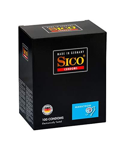Preservativi Sico Marathon, 100 pezzi
