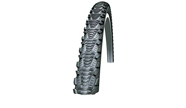 "Schwalbe Fahrrad Reifen CX Comp HS369 26x2.00/"" 50-559 sw-LiteSkin K-Guard SBC"