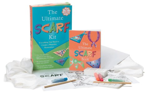 Ultimate Scarf Kit: Everything You Need to Create a Wearable Masterpiece (Wearable-kit)