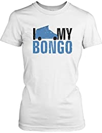 I My Bongo - Mazda Motorhome Ladies T Shirt
