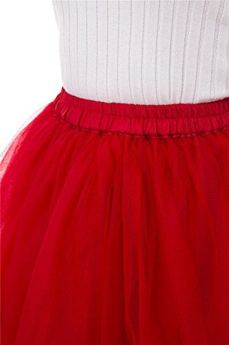 Petticoat Rock & Tanzrock für Ballett oder Abschlussball - 3