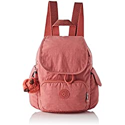 Kipling - City Pack Mini, Mochilas Mujer, Rosa (Dream Pink), 14x27x29 cm (B x H T)