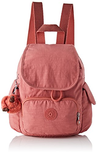 Kipling City Pack Mini, Sacs à dos femme, Rose (Dream...
