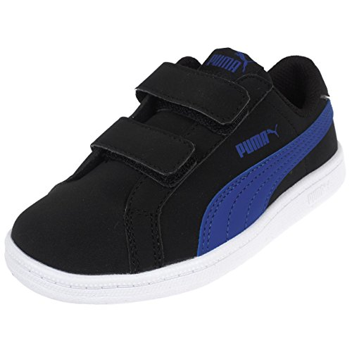 Puma - Smash buck v blk cadet - Chaussures scratch