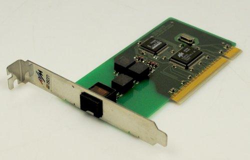 Fritz! Card PCI AVM ISDN Controller Karte intern 1x RJ-45 WOL