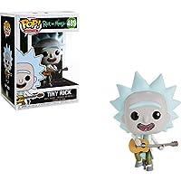 Funko Rick & Morty Pop Tiny Rick w/Guitarra,