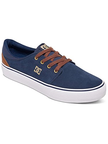 DC Shoes  Trase SD, Sneakers basses homme Bleu - Navy/Khaki